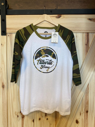 Youth Original / Camo Sleeve / Available in S, M, L, XL