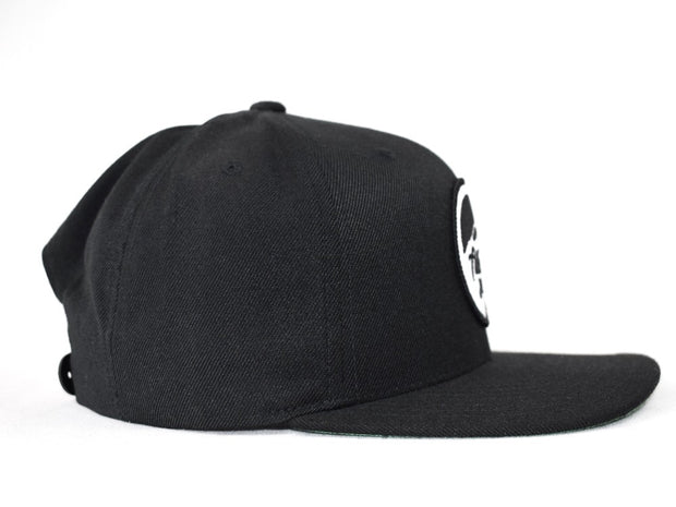 """Alberta Strong"" Patch Snapback / Black"