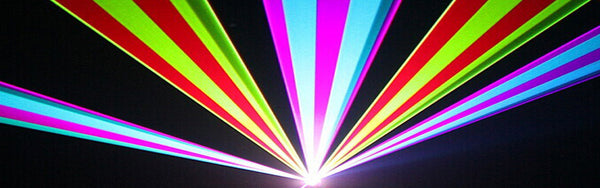 Luminance RGB Laser Light Show System 6 Watts