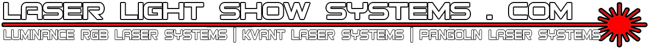 Laser Light Show Systems