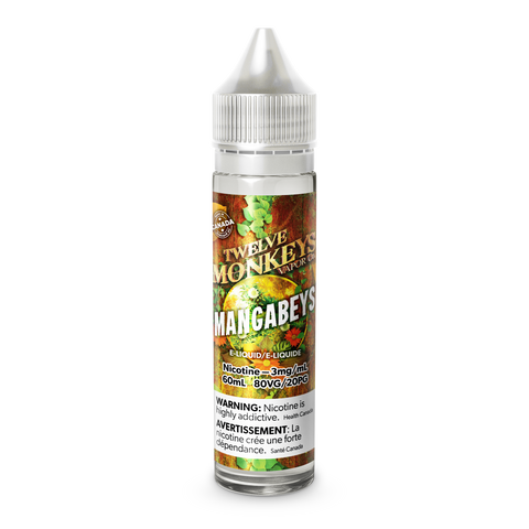Mangabeys by 12 Monkeys (60ml)
