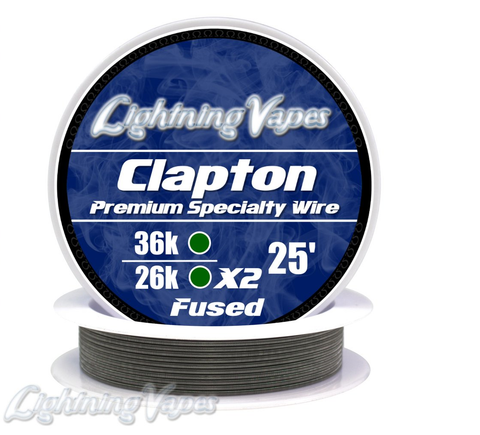 Clapton Wire Spools (25ft)