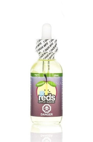 Reds Apple Berries Iced by Vape 7 Daze (60ml)