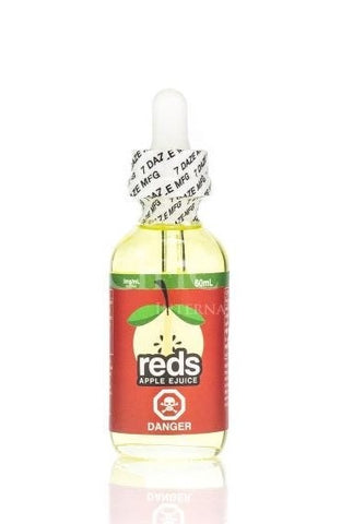Reds Apple by Vape 7 Daze (60ml)