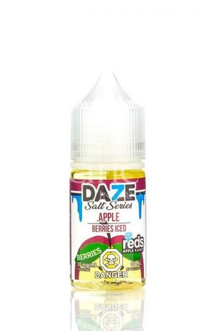Reds Apple Berries Iced by Vape 7 Daze Salt Series (30ml)