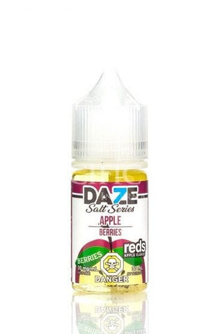 Reds Apple Berries by Vape 7 Daze Salt Series (30ml)