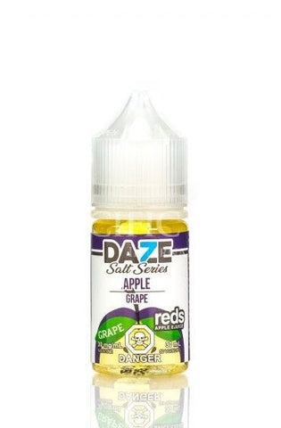 Reds Apple Grape by Vape 7 Daze Salt Series (30ml)