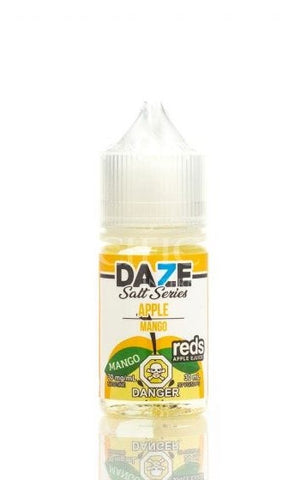 Reds Apple Mango by Vape 7 Daze Salt Series (30ml)
