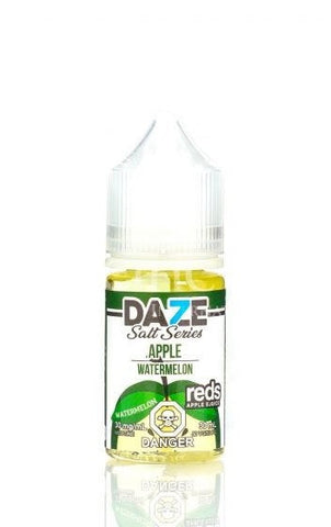 Reds Apple Watermelon by Vape 7 Daze Salt Series (30ml)
