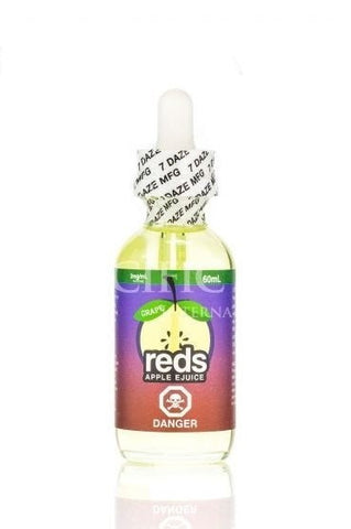 Reds Apple Grape by Vape 7 Daze (60ml)