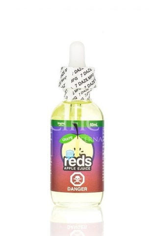 Reds Apple Grape Iced by Vape 7 Daze (60ml)