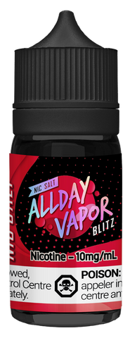 All Day Vapor Nic Salt - Blitz (30ml)