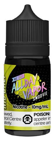 All Day Vapor Nic Salt - Smoovie (30ml)
