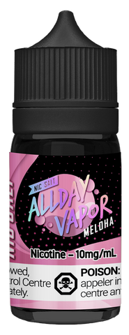 All Day Vapor Nic Salt - Meloha (30ml)