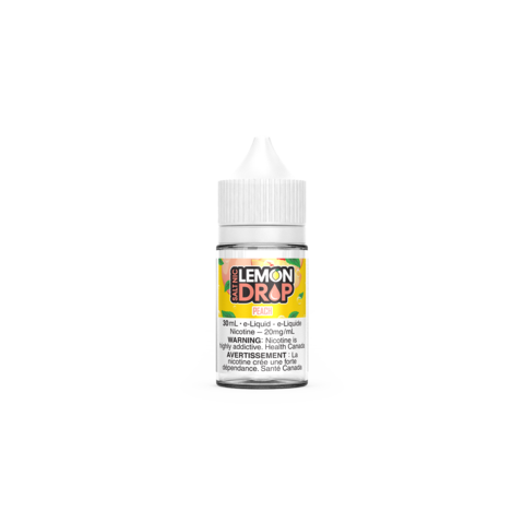 Peach by Lemon Drop Salts (30ml)
