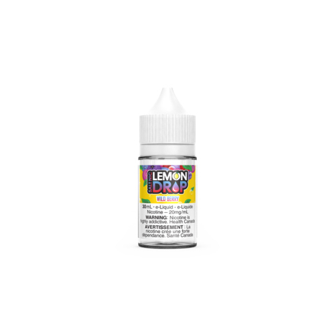 Wild Berry by Lemon Drop Salts (30ml)