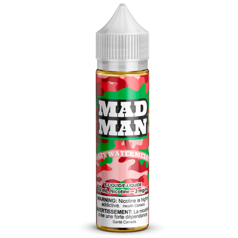 Crazy Watermelon by Madman Salt (60ml)