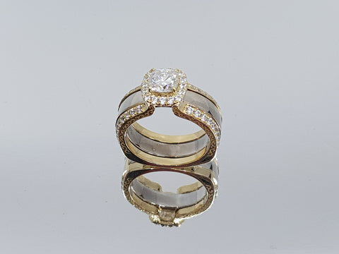Athena Oval Ring - FINE