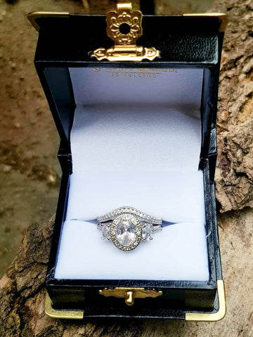 Clara - Vintage Wedding Set - Fine