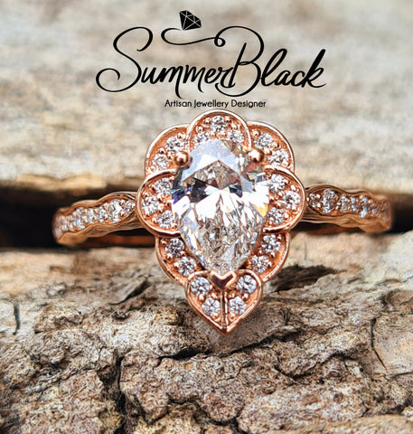 Sienna Diamond Vintage