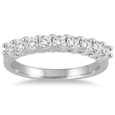 7 Stone Bridge Ring
