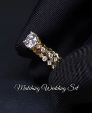 Cheyenne Vintage Wedding Set
