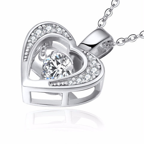 All My Heart Dancing Pendant