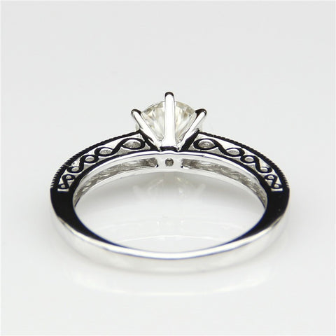 Barbera - Antique Filigree ring