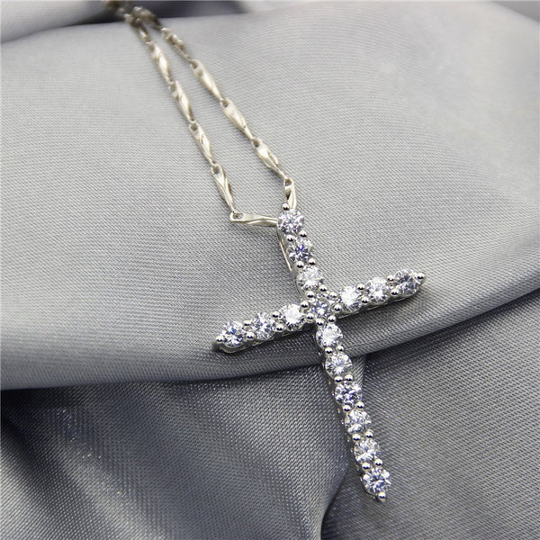 Cross Pendant - Fine