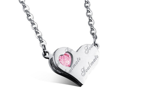 Heart Soulmate Necklace