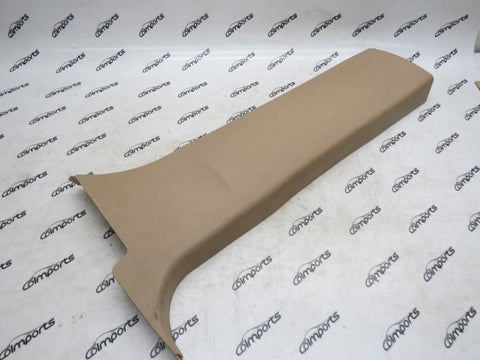 00 01 02 03 BMW X5 B pillar cover lower right beige