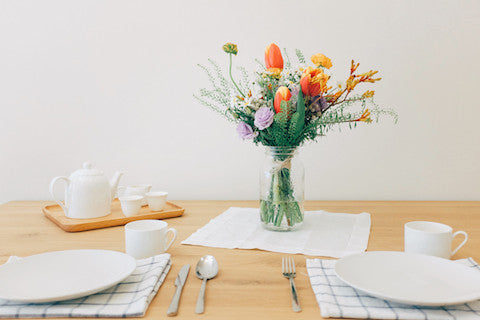 Table Centerpiece (Mason Jar) - Standard