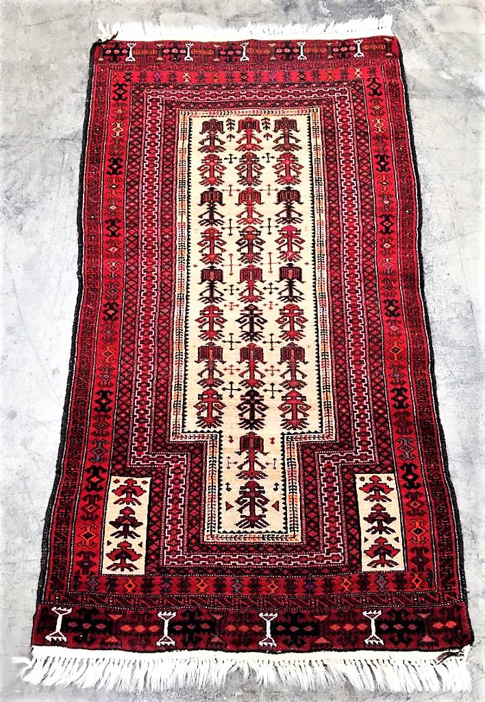 Handwoven Persian Wool Rug