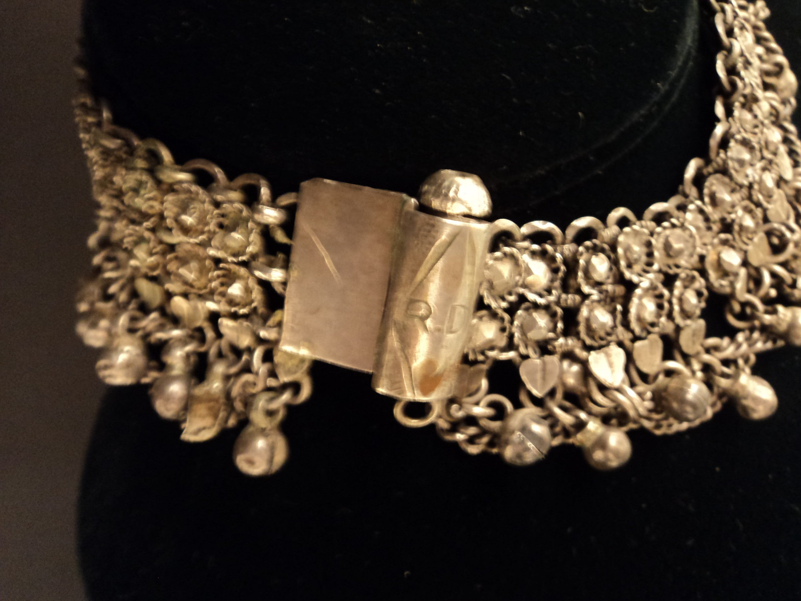 Old Silver Rajasthan India Anklet