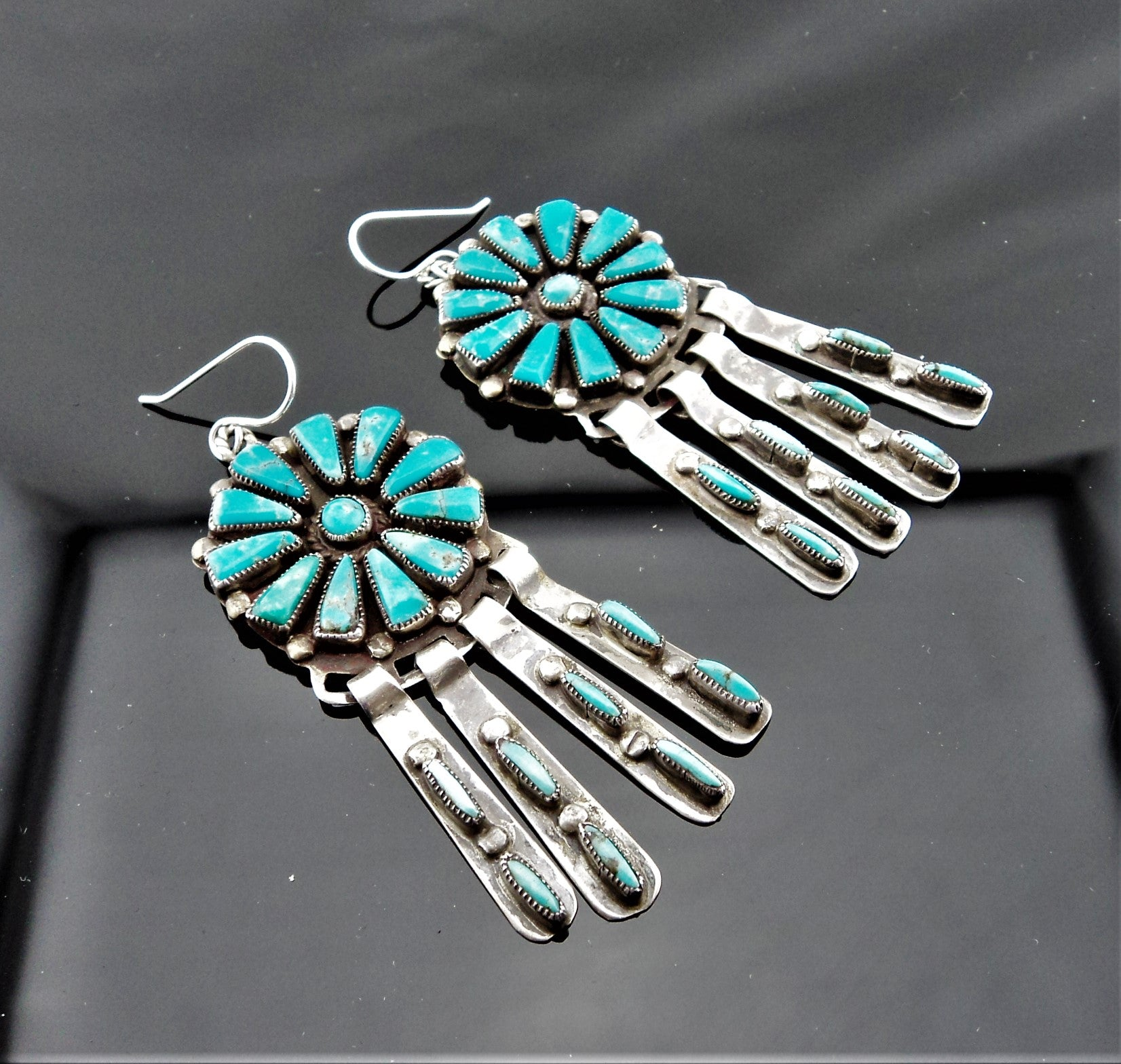 Southwest Earrings by Jonah Nez
