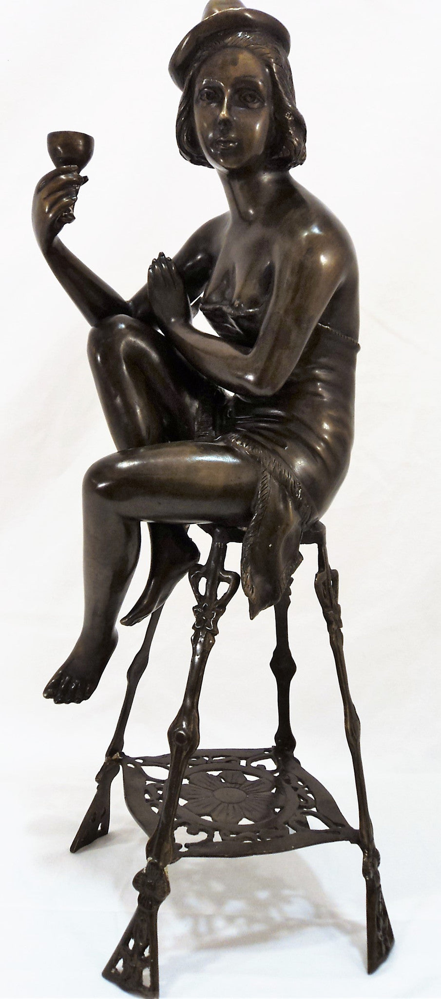 Cocktail Girls Bronze Pair