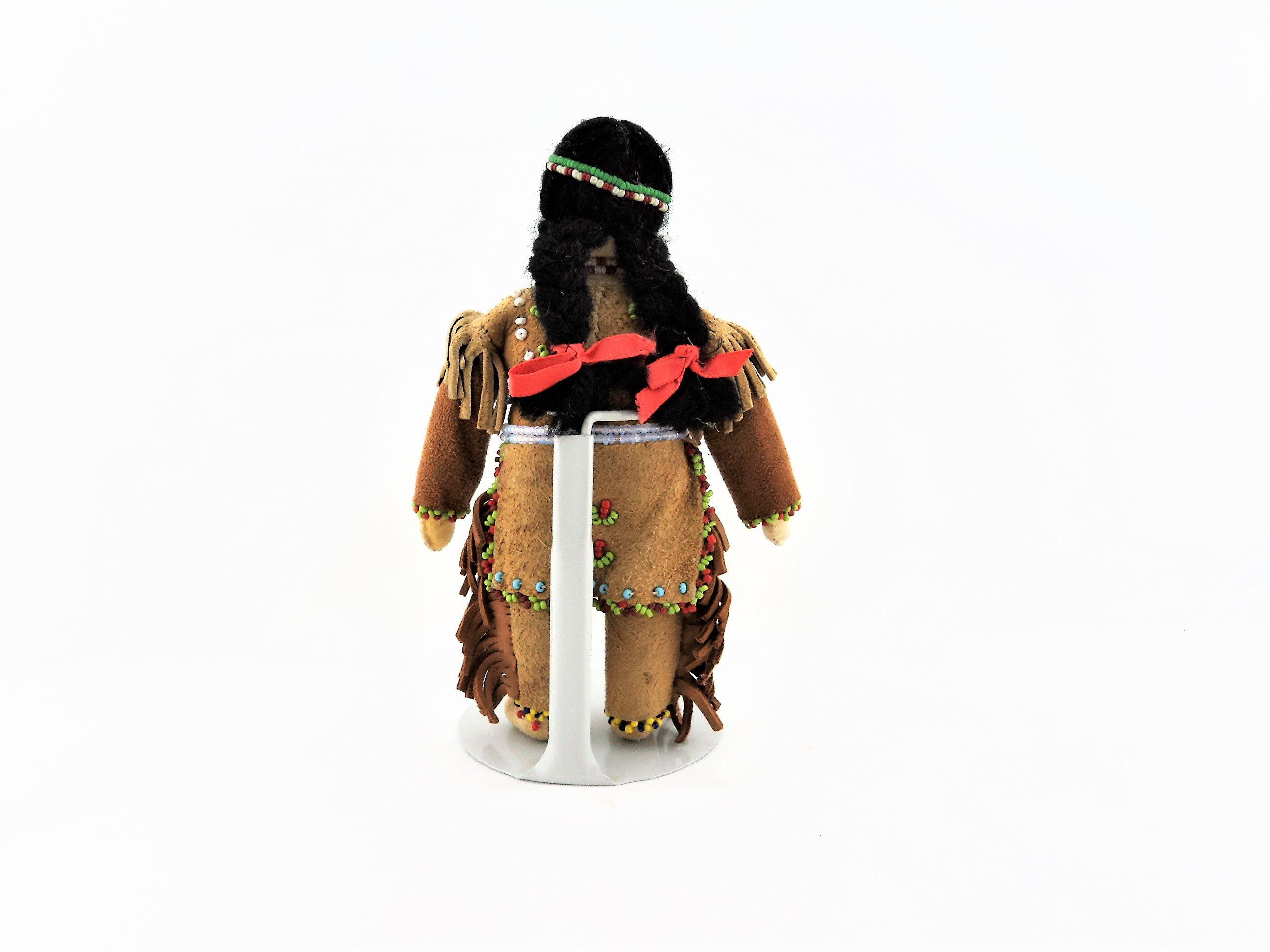 Jicarilla/Apache Female Doll