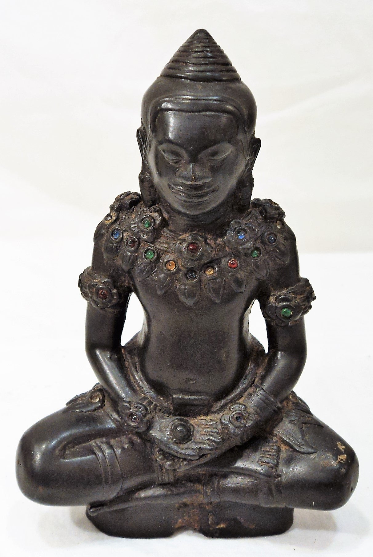Asian Bronze Buddha Figure