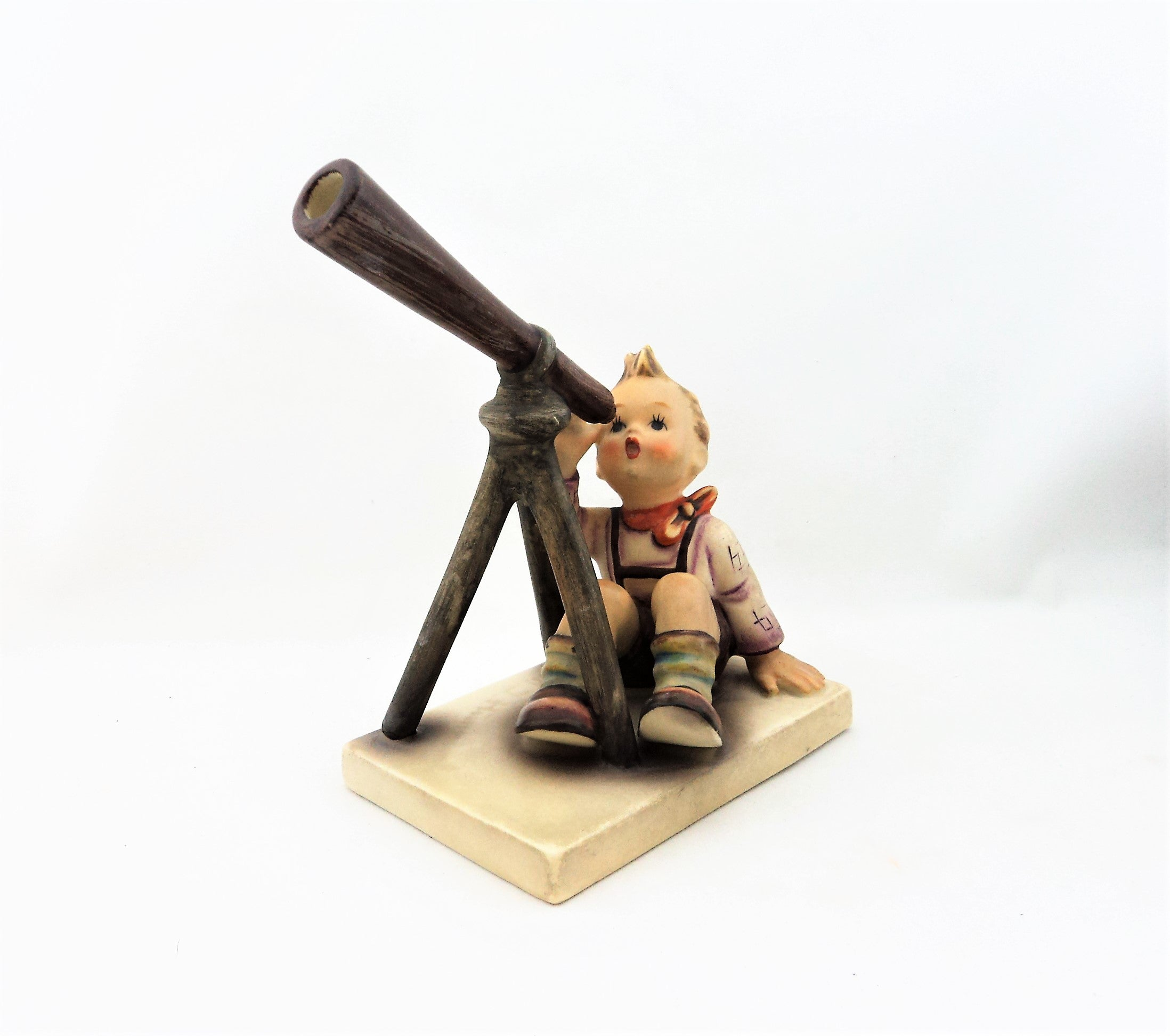 Vintage Hummel Boy with Telescope