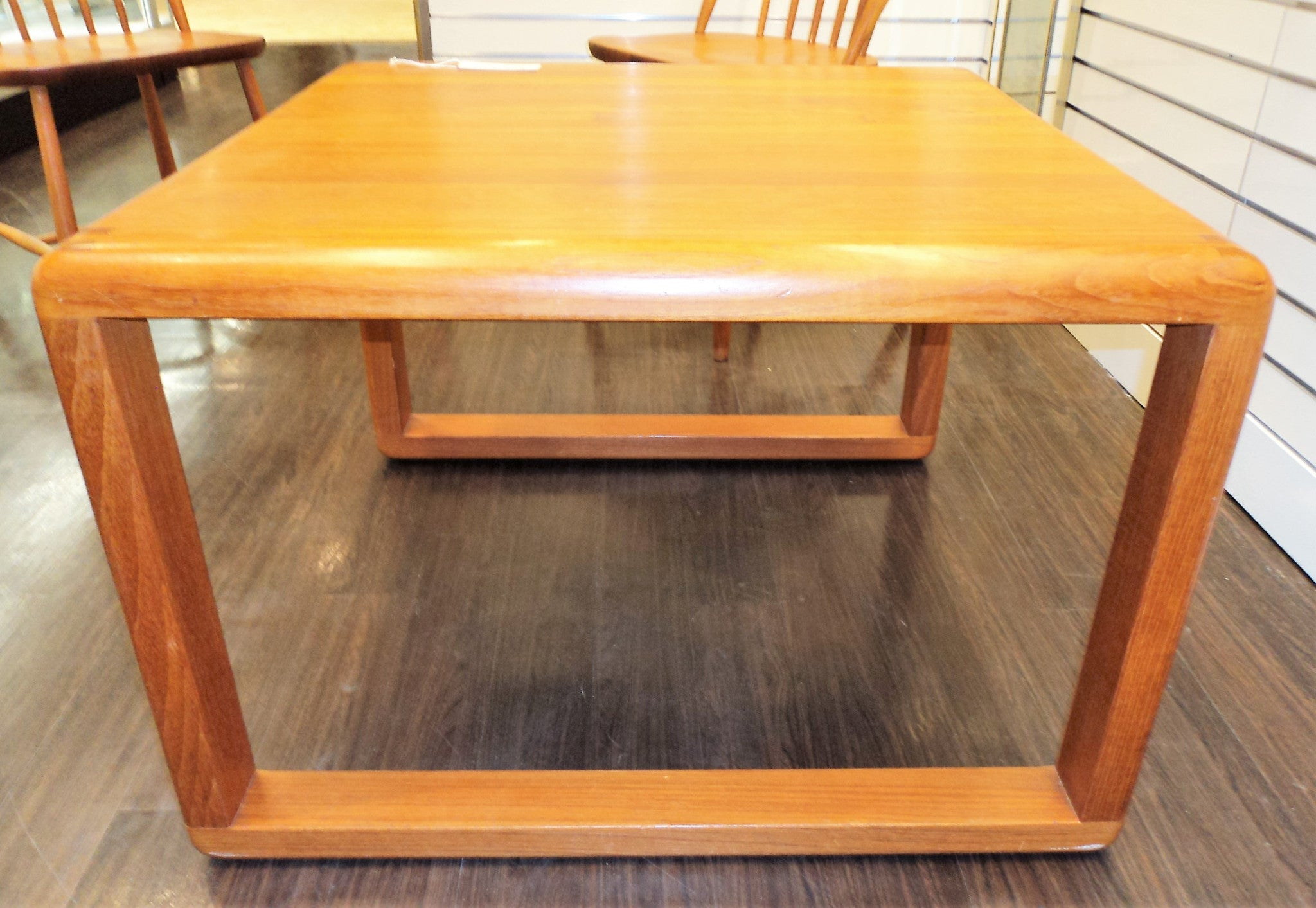 Danish Mid-Century Modern Teak Table