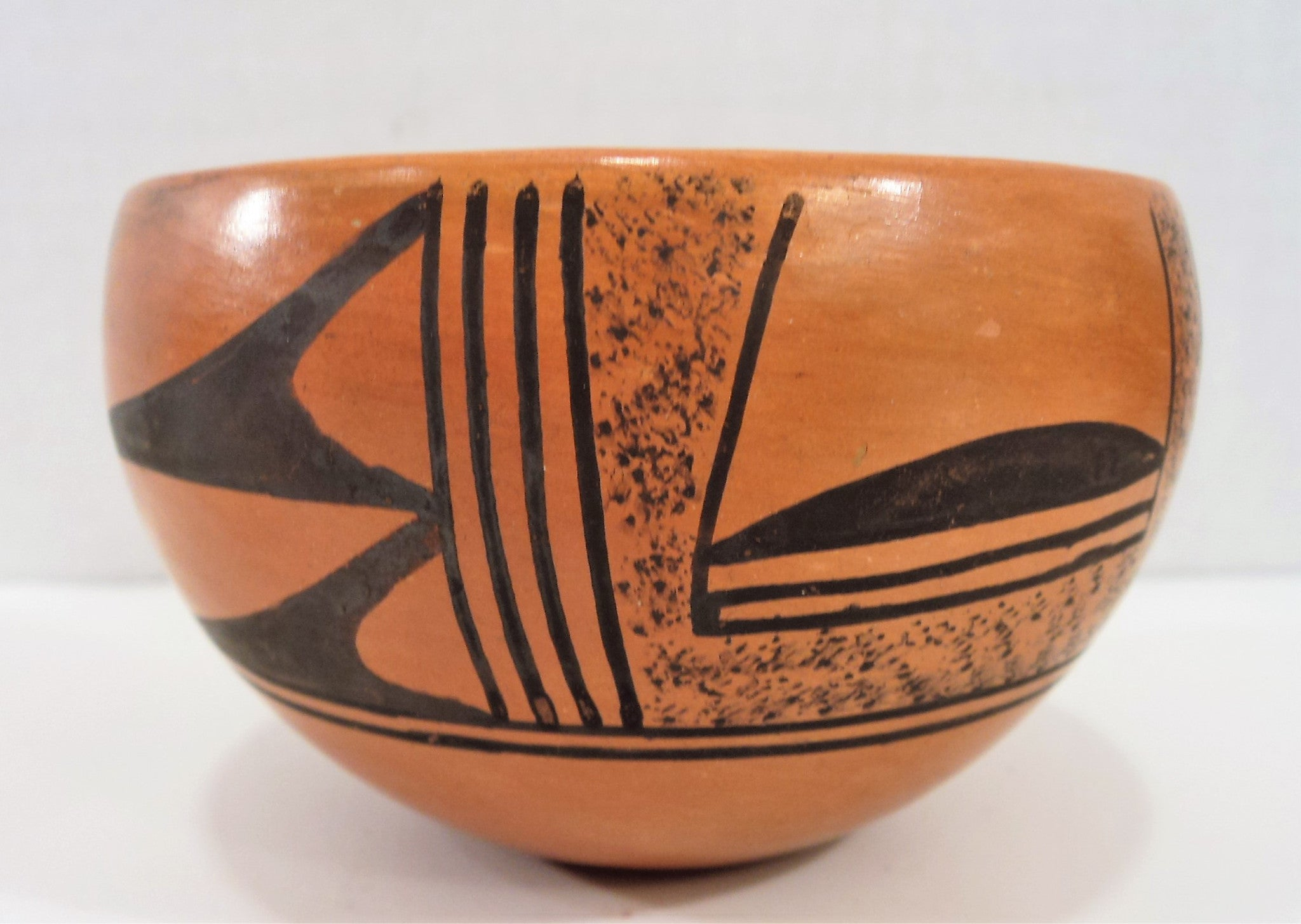 Vintage  Hopi Pottery Storage Jar