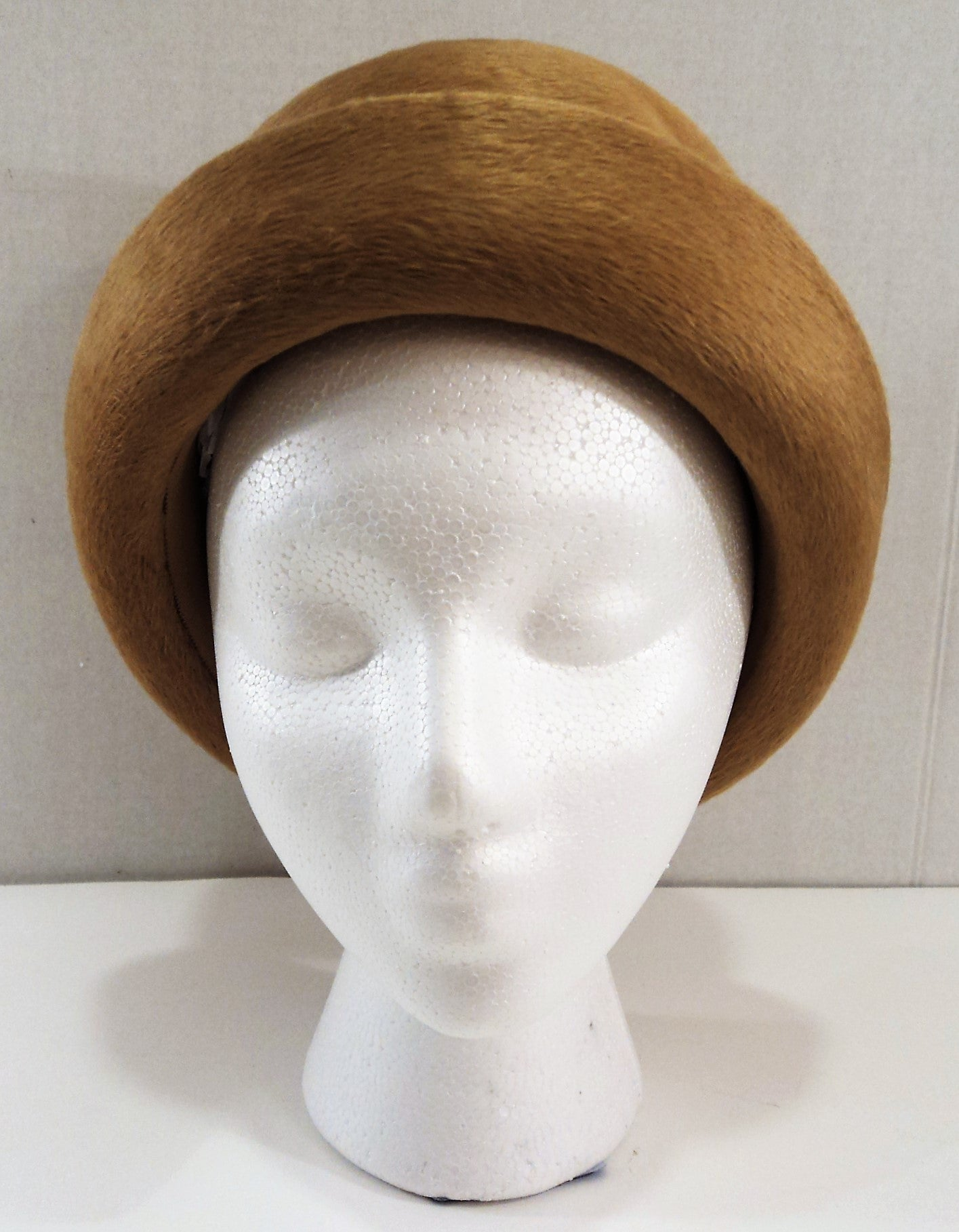 Vintage Leslie James Fur Hat