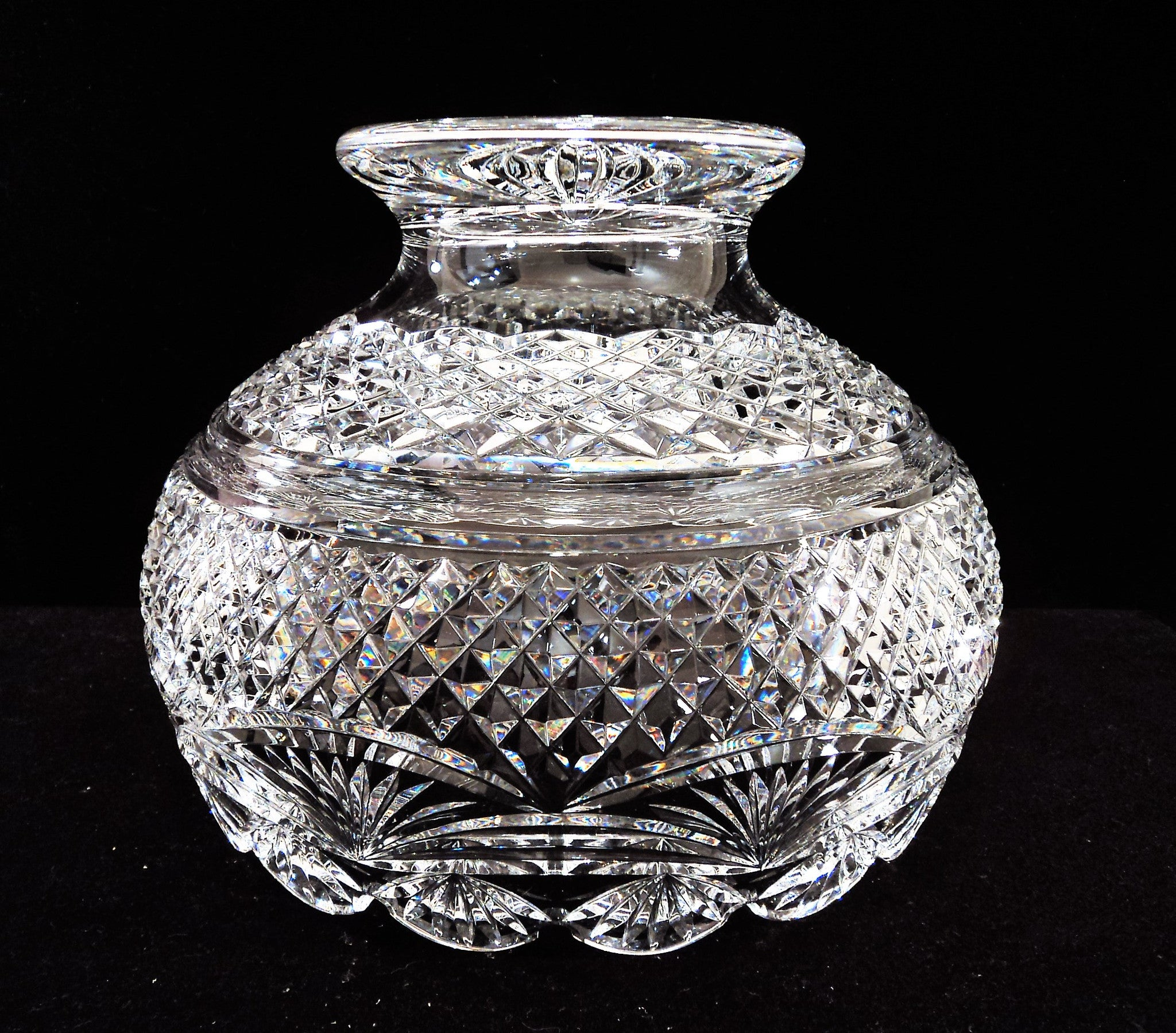 Waterford Crystal Footed Bowl
