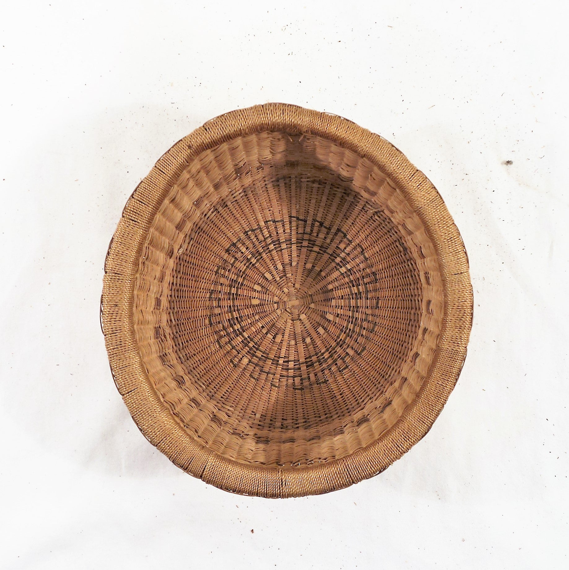 Dutch East Indies Strainer Basket