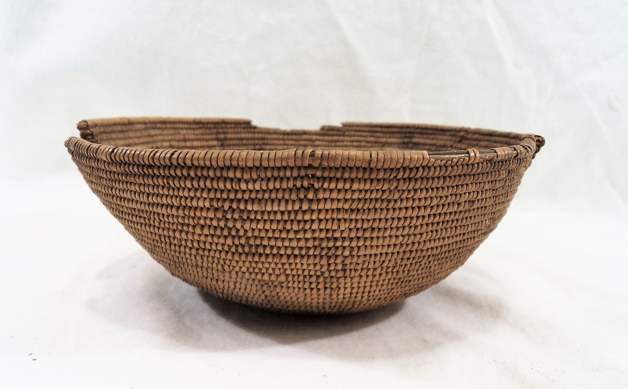Antique Miwok Basket