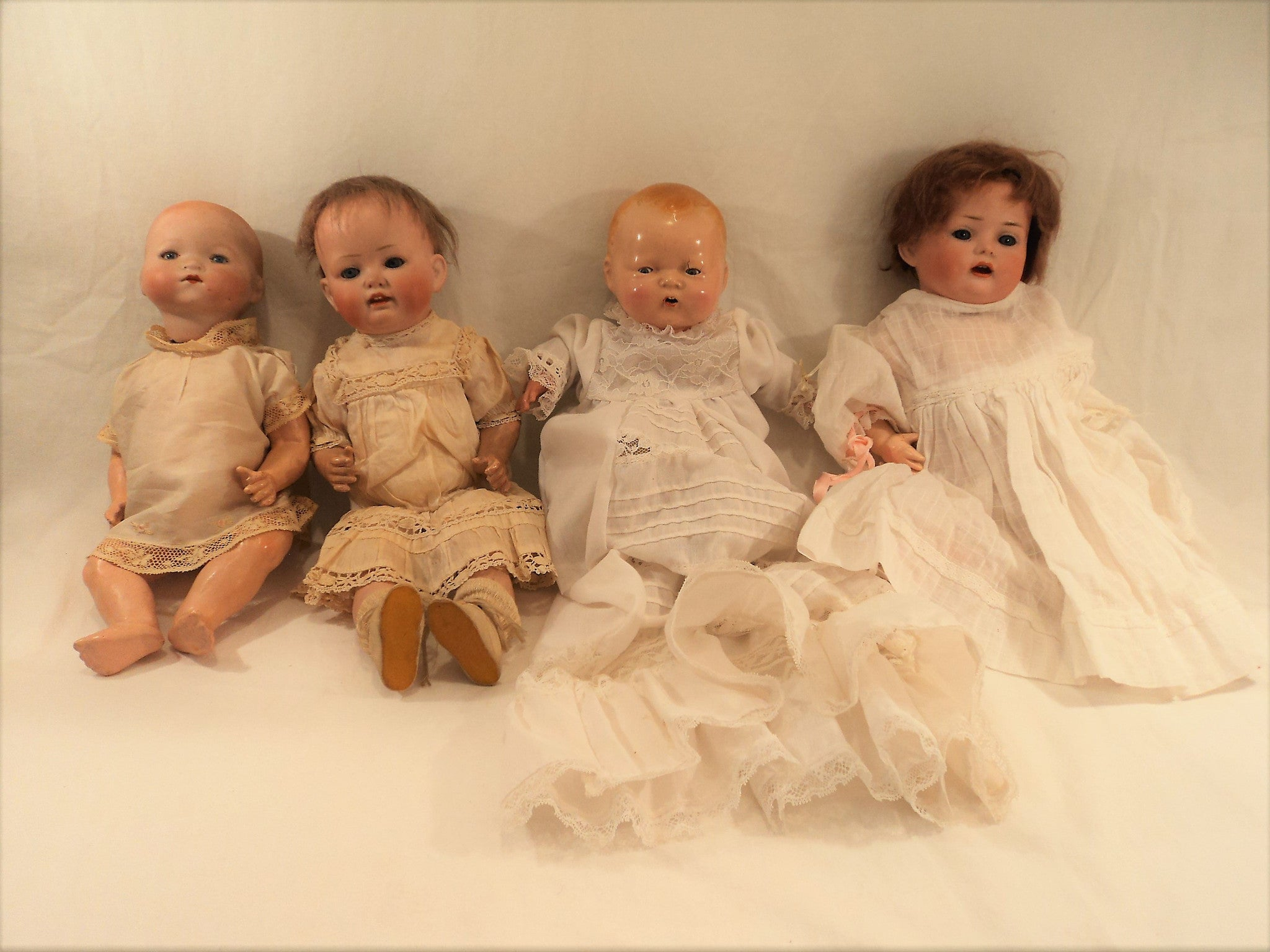 Circa 1916 German Doll Collection