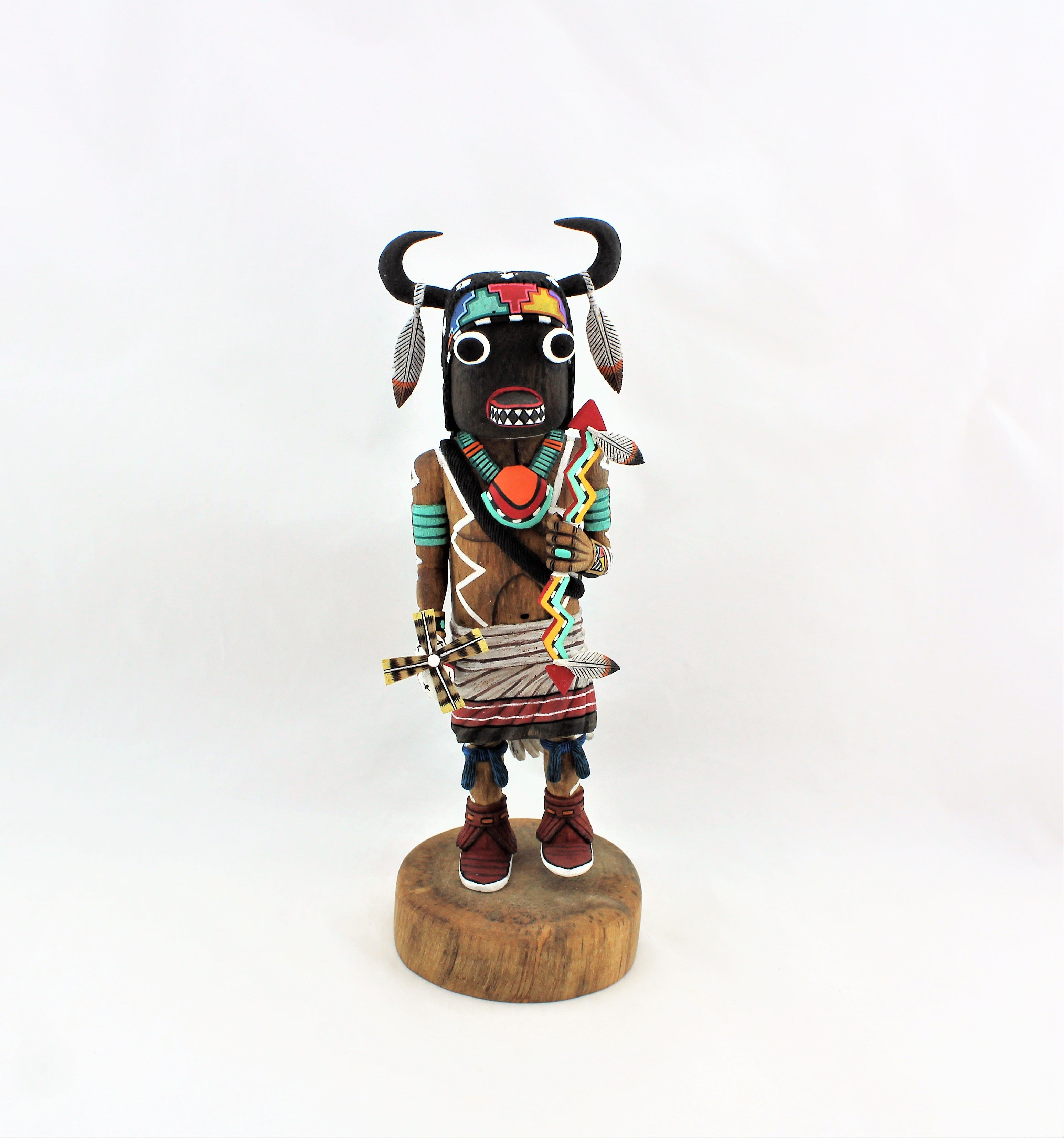 Black Buffalo Kachina