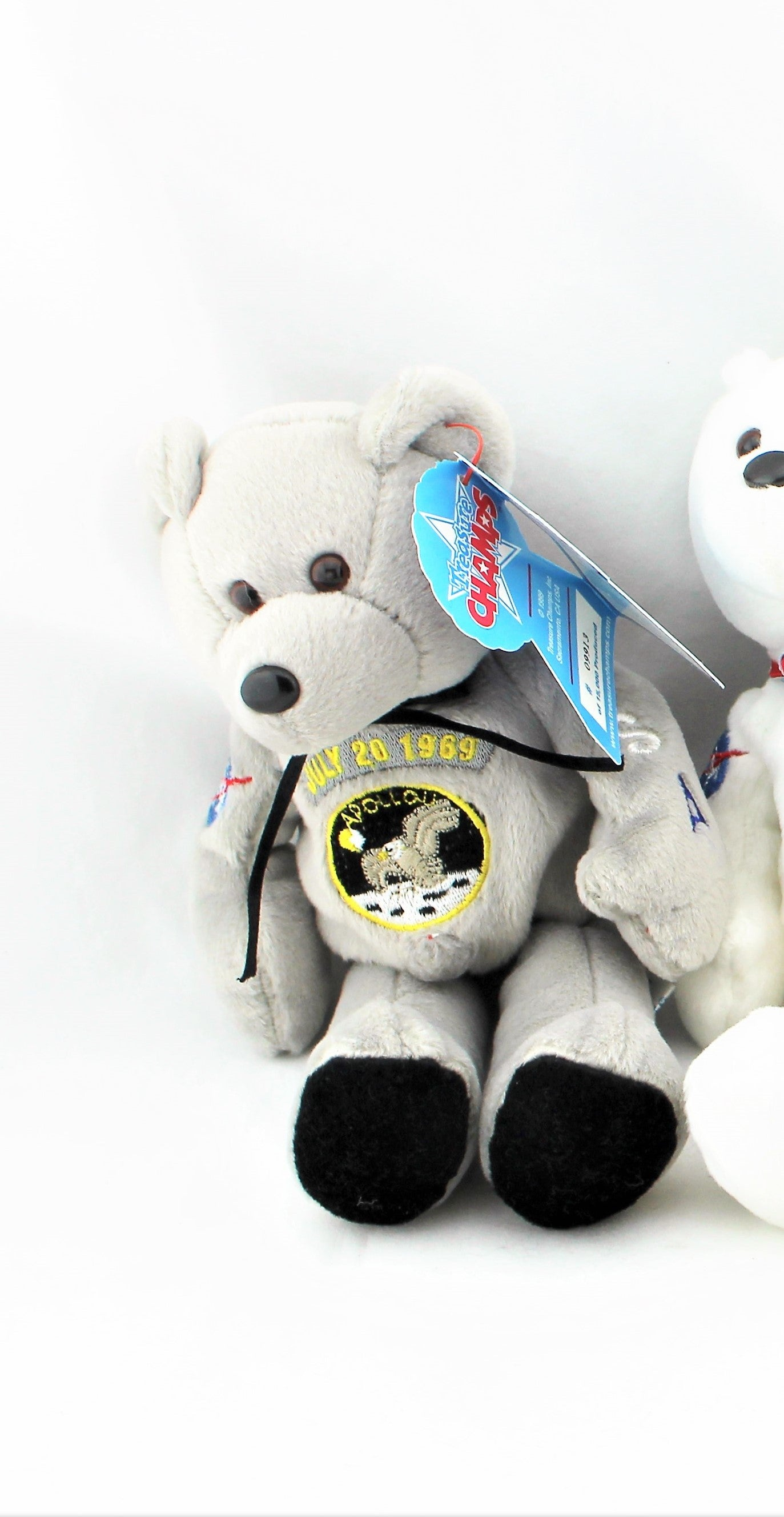 Treasure Champs Apollo 11 Beanie Baby