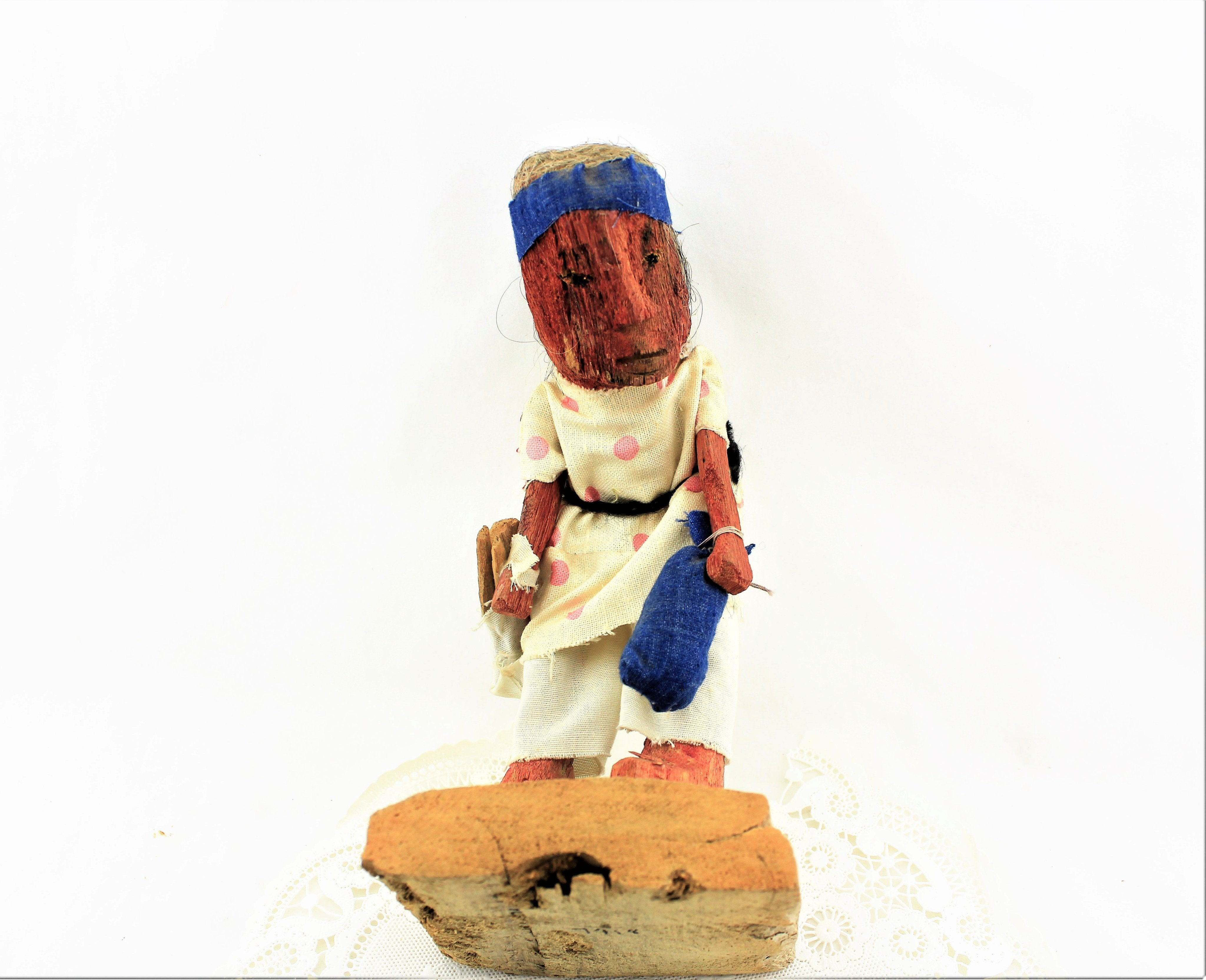 Chepa Franco Folk Art Doll