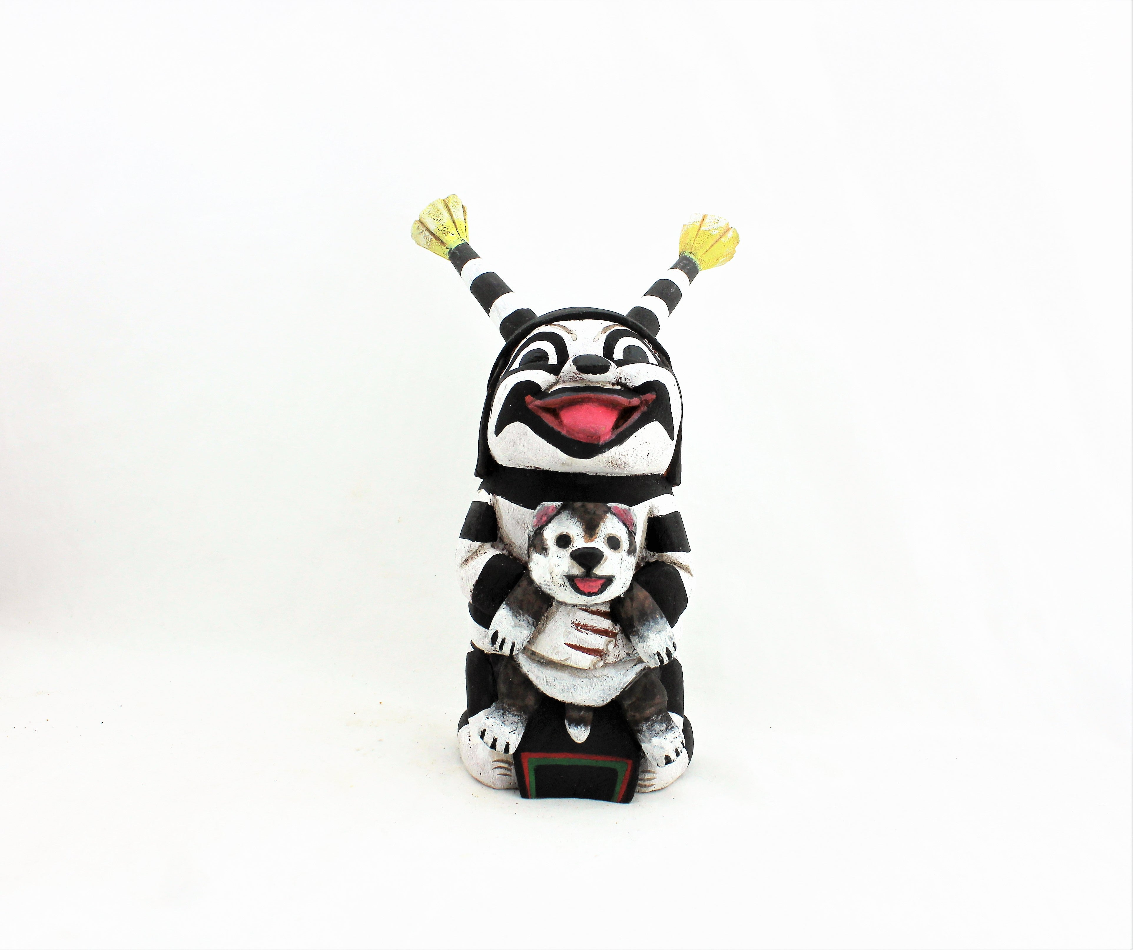 John David Sr. Clown Kachina